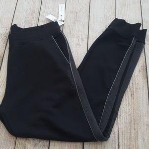 New Calvin Klein Black/Gray  Joggers
